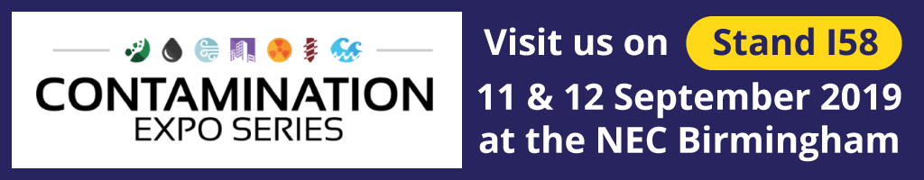 Visit us at stand 158 at the Contamination Expo Series, 11 and 12 September, NEC Birmingham