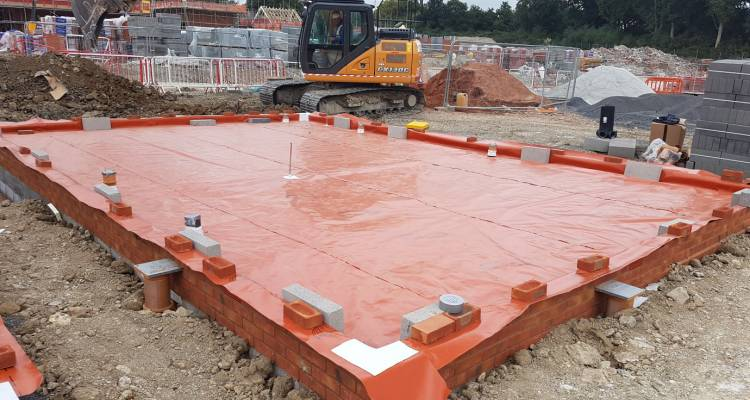 Membrane Installation Case Study – Moorland Reach, Kingsteignton